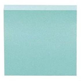 ato6124-9097  ポスト・イット再生紙ノート エコノパック 75×75mm 100枚×10 ブルー スリーエム ジャパン 6541-B