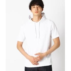 COMME CA ISM / コムサイズム フード Tシャツ