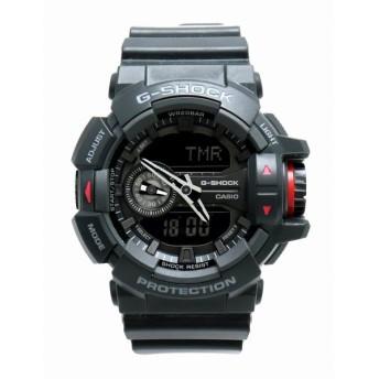 (ウォッチ)CASIO カシオ G-SHOCK アナログ デジタル メンズ クォーツ 腕時計 GA-400 (u)