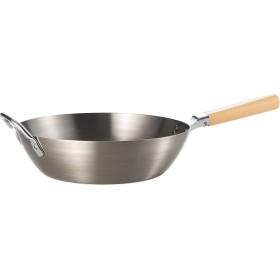匠弥 鉄木柄いため鍋(28cm)