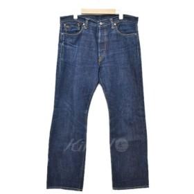 RRL デニムパンツ JAPAN WOVEN STRAIGHT LEG インディゴ サイズ:34 (アメリカ村店) 190213