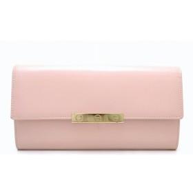 (財布)Cartier カルティエ ラブコレクション インターナショナル ウォレット 2つ折長財布 レザー カーフ ピンク L3000742(k)