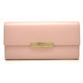 (財布)Cartier カルティエ ラブコレクション インターナショナル ウォレット 2つ折長財布 レザー ピンク L3000746 (u)
