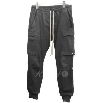 【6月20日値下】Rick Owens 2019SS 「CARGO JOG PANTS」カーゴジョグパンツ ブルージェイ サイズ:52 (渋谷店)