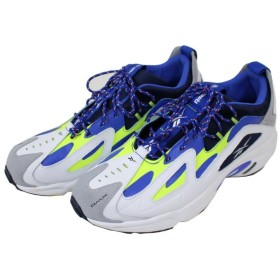 【SALE】 Reebok DMX SERIES 1200 スニーカー 【靴紐交換済】 サイズ:28.5cm (高槻店)