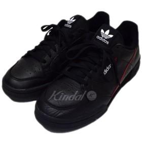 adidas CONTINENTAL80 コンチネンタル ブラック サイズ:US8 1/2 (恵比寿店) 190324