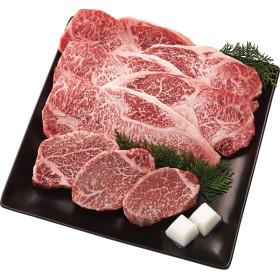 仙台牛 サーロイン&ヒレステーキセット