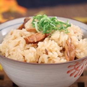 土佐の漁師飯!「かつお飯の素」生姜風味