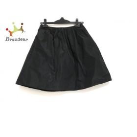 ソニアリキエル SONIARYKIEL ミニスカート サイズ38 M レディース 美品 黒  値下げ 20191006