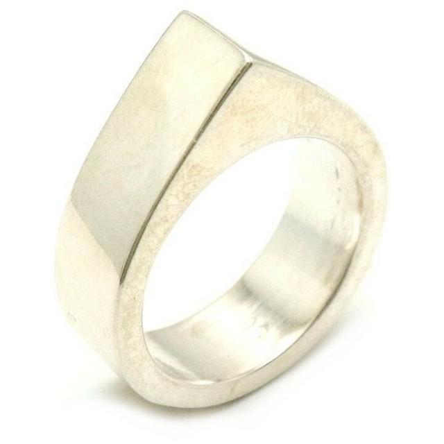 best cheap 2dd22 f97cc ジュエリー)GUCCI グッチ シルバーリング 指輪 12号 #12 SV925 ...