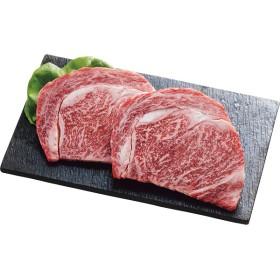 大淀河畔『みやちく』宮崎県産黒毛和牛ステーキ用ロース(2枚)