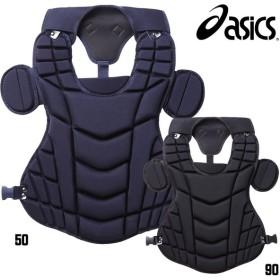 野球 ASICS アシックス 一般硬式用 高校野球対応 捕手用 キャッチャー用 防具 プロテクター GOLDSTAGE ゴールドステージ