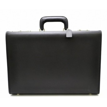 (バッグ)COACH コーチ アタッシュケース 書類カバン ブリーフケース 書類ケース 書類バッグ ビジネスバッグ ビジネスカバン 黒 ブラック レザー 5410(k)