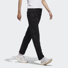 アディダス W adidas 24/7ウォームアップストレートパンツ DN1332(ブラック/ブラック) FKK16 レディース