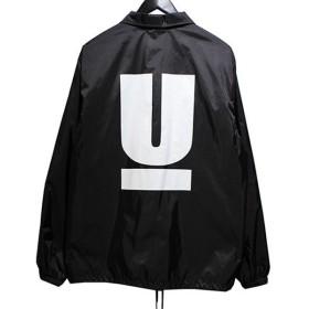 UNDER COVER Uロゴ コーチジャケット ブラック サイズ:M (青山店) 190608