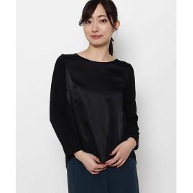 Modify モディファイ 異素材デザインシャツ