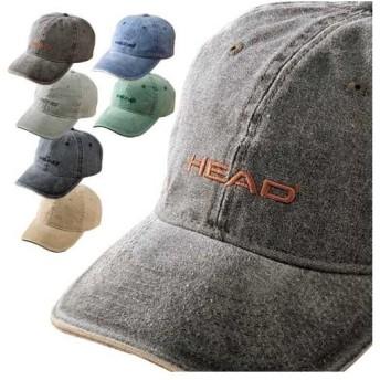 HEAD 顔料洗いキャップ2色組 952501