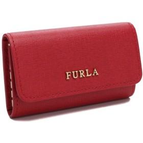 フルラ FURLA BABYLON 6連キーケース RL71 908406 B30 RUB RUBY レッド系
