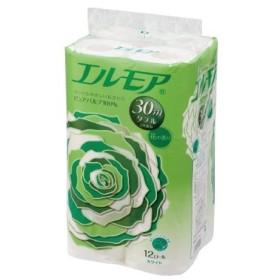 ato6472-0746  エルモア 花の香り ダブル 30m 12ロール カミ商事 427201