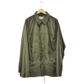 SASSAFRAS Leaf Pruner Jacket オリーブ サイズ:XL (なんば店) 190421