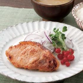 京の味付焼肉 国産豚ロース西京味噌仕立て(4枚)