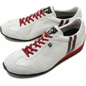 パトリック PATRICK スニーカー アイリス IRIS 日本製 靴 WH/RGE ホワイト [23690 FW19]