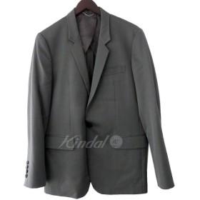 【SALE】 JOHN LAWRENCE SULLIV 18SS ノッチドラペル1Bジャケット サイズ:46 (原宿店)