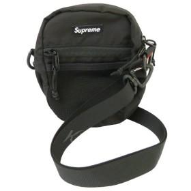 SUPREME '17AW 「Small Shoulder Bag」ショルダーバッグ ブラック (原宿店) 190531