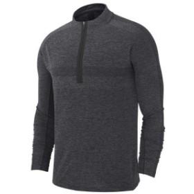 ナイキ Nike メンズ トップス ゴルフ Dry Top Statement Golf 1/2 Zip Black/Dark Grey