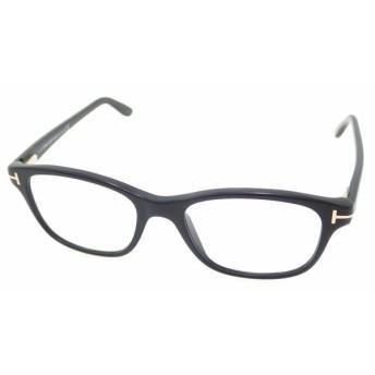 TOM FORD トム フォード トムフォード 眼鏡 メガネ 伊達眼鏡 黒 ブラック 53□18 TF5196 (k)