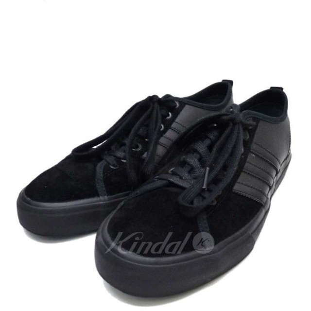 adidas × MJ  MATCHCOURT RX スニーカー ブラック サイズ:27.5 (堅田店) 180628