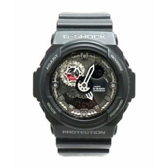 (ウォッチ)CASIO カシオ G-SHOCK アナログ デジタル メンズ クォーツ 腕時計 GA-300 (k)