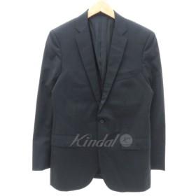 【SALE】 UNITED ARROWS White  シャドーストライプテーラードジャケット サイズ:46 (フレスポ東大阪店)