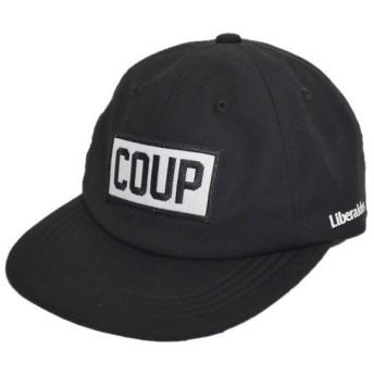 【12月26日値下】Liberaiders×RHC 2018AW「COUP LOGO CAP」ロゴキャップ ブラック サイズ:- (栄店)