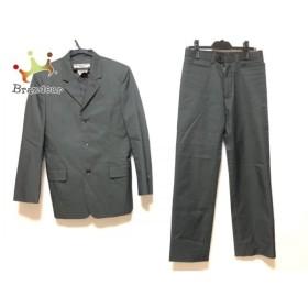 キャサリンハムネット KATHARINEHAMNETT シングルスーツ サイズS メンズ ダークグレー   スペシャル特価 20190905