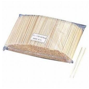 松尾物産 木製 ダンゴ串 1000本束