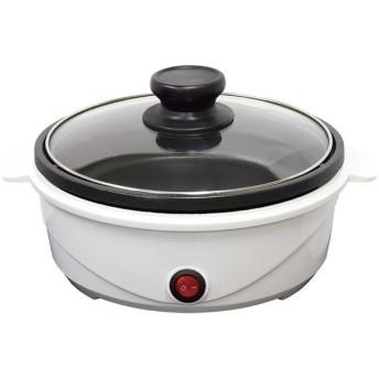 OHM ミニグリル鍋 COK-YM65A-W