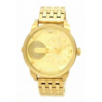 (ウォッチ)DIESEL ディーゼル ミニダンディ GP ゴールドカラー メンズ QZ クォーツ 腕時計 DZ-7306(k)