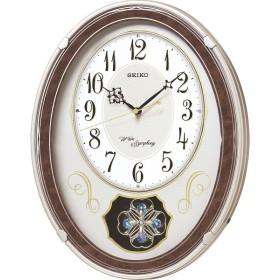 セイコー メロディ電波掛時計(18曲入)