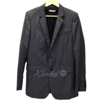 SAINT LAURENT PARIS セットアップスーツ グレー サイズ:48/48 (恵比寿店) 191022