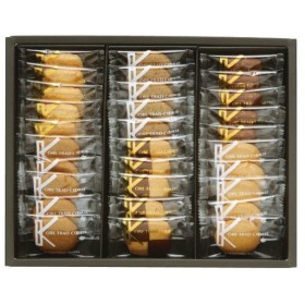 内祝い 内祝 お返し お菓子 ギフト セット 神戸 トラッドクッキー 神戸浪漫 KTC-100 (16)