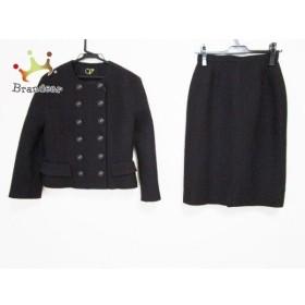 ベラ VELLA スカートスーツ サイズ38 M レディース 美品 ボルドー   スペシャル特価 20190902