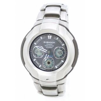 (ウォッチ)CASIO カシオ wave ceptor ウェーブ セプター デジタル アナログ グレー文字盤 メンズ タフソーラー 電波時計 腕時計 GW-1700J(k)