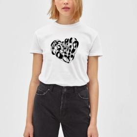 Tシャツ Line Art012(TRUSS ヘビーウェイトTシャツで)