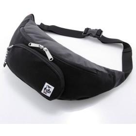 チャムス ファニーパックスウェットナイロン CH60-2677 Black/Charcoal バッグ ザック カバン CHUMS Fanny Pack Sweat Nylon