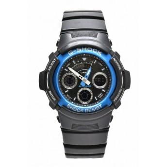CASIO カシオ G-SHOCK メンズ クォーツ 腕時計 AW-591-AJF (中古) (u)