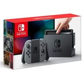 Nintendo Switch Joy-Con (L) / (R) グレー 中古 良品