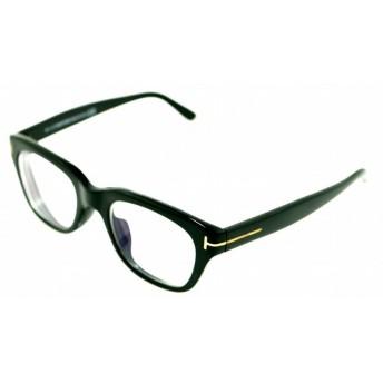 TOM FORD トム フォード トムフォード 眼鏡 メガネ めがね クリア 度入りレンズ 黒 ブラック ゴールド金具 51□21 145 TF5178-F(k)