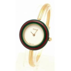 (ウォッチ)GUCCI グッチ チェンジベゼル レディース 腕時計 クォーツ 11/12.2 (k)