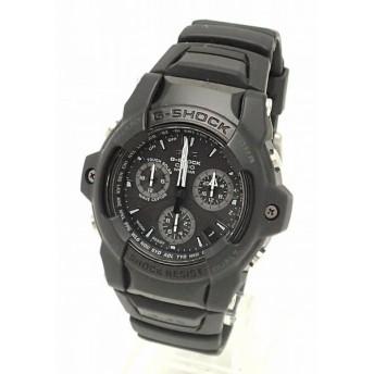 (ウォッチ)CASIO カシオ G-SHOCK GIEZ クロノグラフ タフソーラー 電波時計 アナログ メンズ 腕時計 GS-1000BJ-1AJF(k)